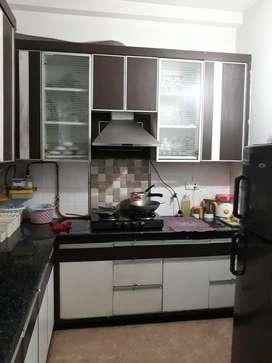 2 bhk rent indirapuram furnished