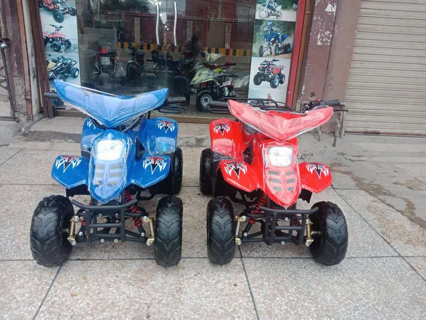 Full Range Reconditioned Six # ATV QUAD Online Deliver In All Pk 0