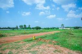 VUDA RESIDENTIAL LAYOUT AT DAKAMARRI 4 KM TO NH-16 & LENDI INSTITUTE