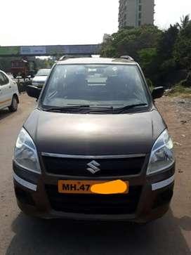 Maruti wagon r petrol cng 2017