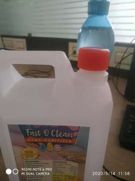 Pure Sanitizer to be sell