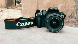 Canon 1000D with condition