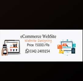 without hosting get e commerce wordpress website in 6000