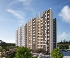 At 42.68 L,2 Bhk flat for sale in BAIF ROAD, WAGHOLI, (all inclusive)
