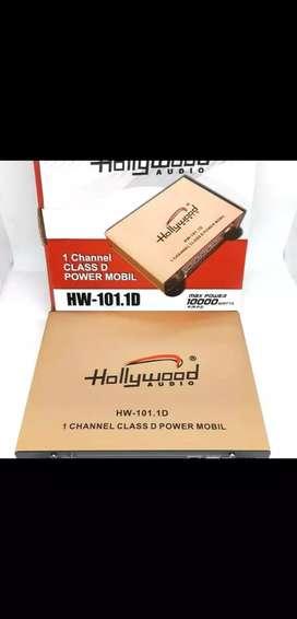 Monoblok class D hollywood readystock