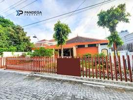 Rumah Strategis Jl Kaliurang Km 5 Lingkungan Kost Kos an