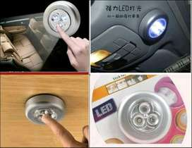 HS lampu led emergency / stick touch lamp packing dus