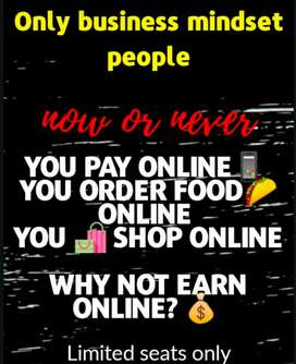 Online and offline business oprtunity