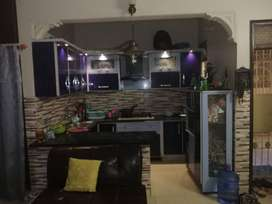 1st Floor portion is Available for sale Nazimabad no.2
