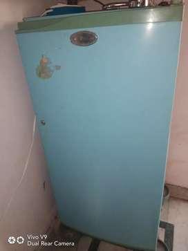 Single door refrigrator (calvinator)