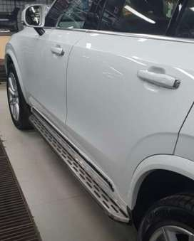Volvo XC90 side foot steps or running board