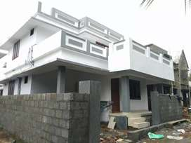 3 bhk 1300 sqft 3 cent new build house at varapuzha near neerikkod