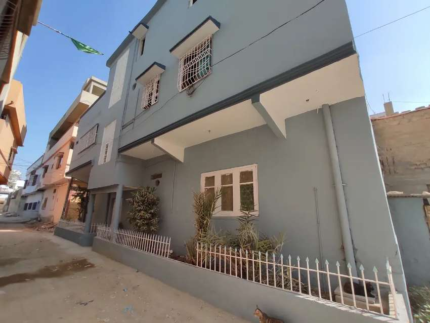 2 Side Corner House For Sale In Model Colony Near Airport 0