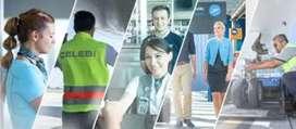 Passanger Loader job on Airport