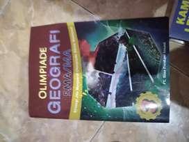 Buku Olimpiade Geografi