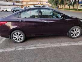 Hyundai Fluidic Verna 1.6 VTVT S (O), AT, 2012, Petrol