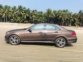 Mercedes-Benz E-Class 2013 Diesel Well Maintained