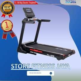 Treadmill elektrik TL 126 | 4Hp