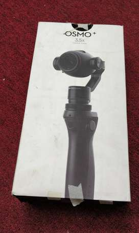 New DJI Osmo Plus 4K Camera with Gimbal