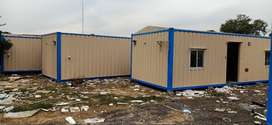security cabins site camp guard room insolated and container office