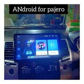 Sale audio promo//Head unit android pajero