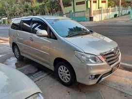 Toyota Grand Innova 2.5 V Diesel Manual 2013 TT Fortuner Panther