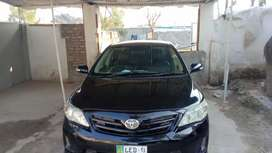 Corolla XLI 2013 genuine