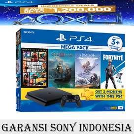 PS4 MEGA PACK PROMO 12-12