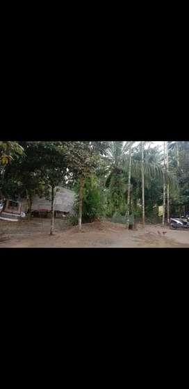 Dijual tanah 324 m² ( 12 x 27 ) rantau selatan