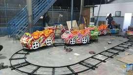 rel lantai  kereta panggung odong odong mobilan mini coaster M6