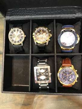 Guess , seiko , kenneth cole , giordano , d' sighner
