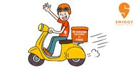 Swiggy Food Delivery Executives