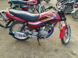 I want to sale my honda 125 delux