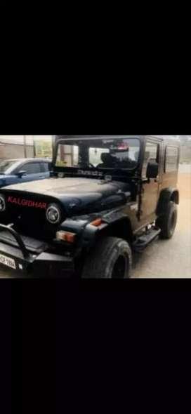 Mahindra bolero modified jeep