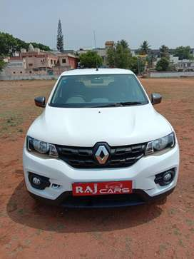 Renault KWID 1.0 RXT, 2017, Petrol