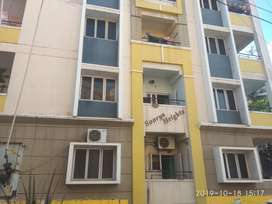 To Let 3 BHK with semi furnished