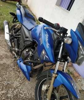 Apache RTR 180 Blue Excellent Condition