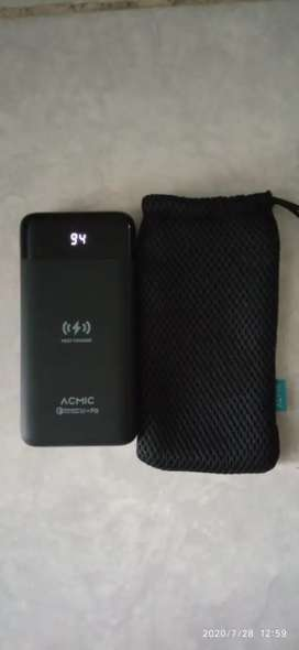 ACMIC W10 Pro Gen 2 QC 3.0 + PD With Fast Wireless Charging