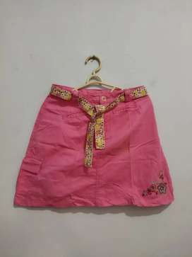 Rok anak perempuan - Curly
