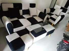 Terbaru sofa ready stock retro