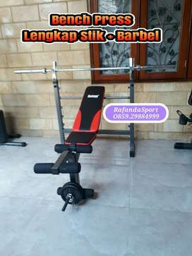 Olahraga Angkat  Beban Bench Press TL-7701