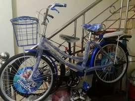 Dijual sepeda baru