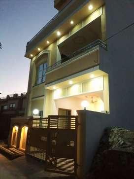 A furnished house with beautiful surrounding at NEW lalazar