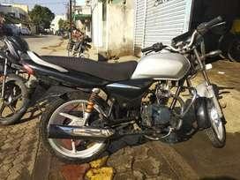 Bajaj platina modified bike