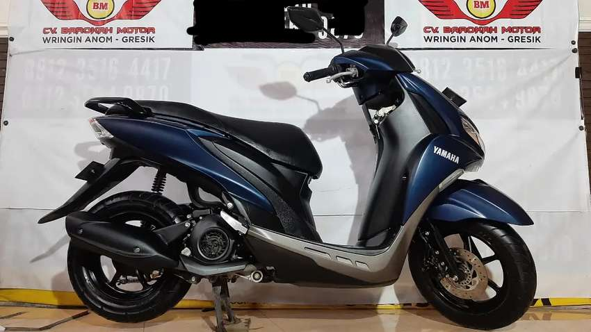 Yamaha Freego 125 Th.2020 kondisi mewah
