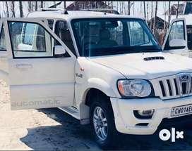 Mahindra Scorpio 2010 Diesel 4x4  Chandigarh registration