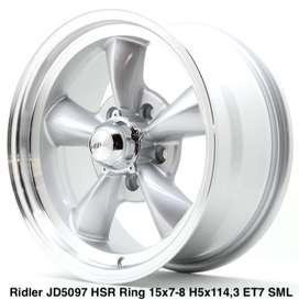 CELTIC JD5097 HSR R15X7-8 H5X114,3 ET7 SML