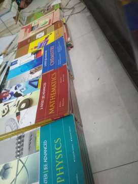 Narayana first year IIT and Mains study material. All good condition