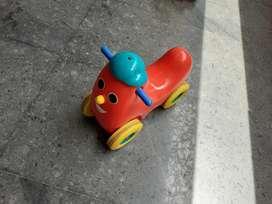 Sturdy Toddler pushcart