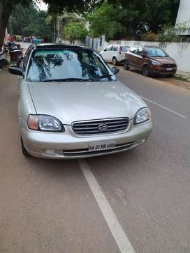 Baleno 2004 model vxi single owner